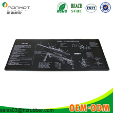 customize AK47 gun mat
