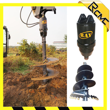 auger ,rock drilling auger bit ,hydraulic auger for backhoe