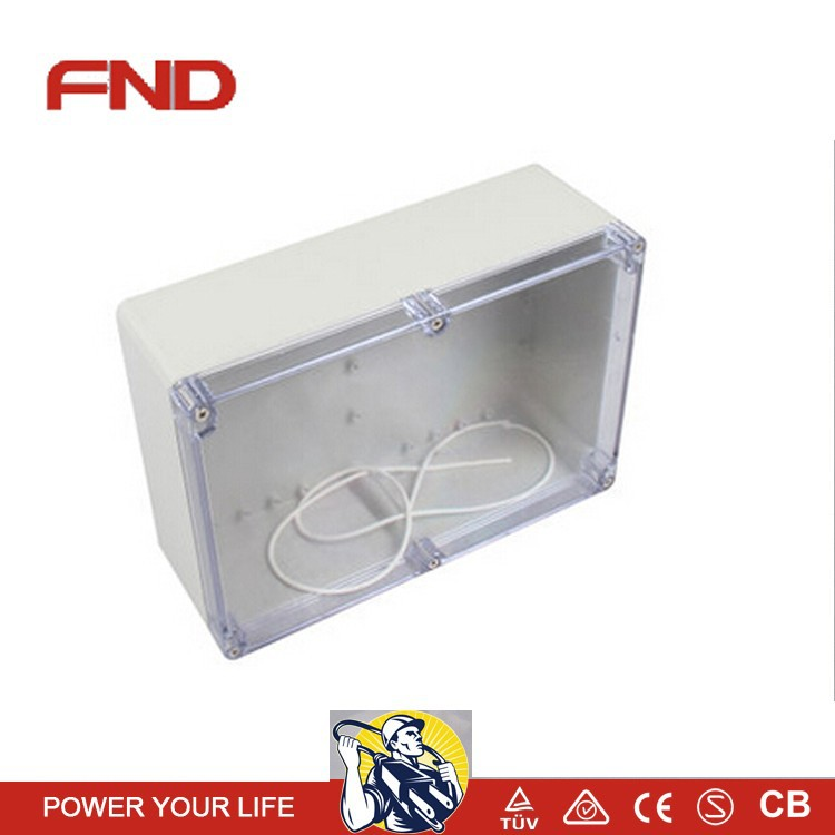 NEW Superbat Waterproof Clear Cover Plastic Electronic Project Box