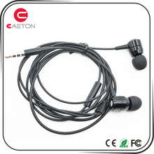 High quality hifi speaker headphones factory sale stereo earphone headphone mp3