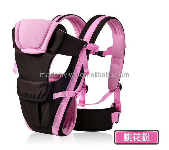 multifunctional breathable suspenders baby carrier