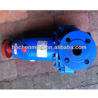 IS High efficiency agricultural water pumps for irrigation used