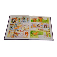 Coloring printing children english comic story book wholesale books made in china factory