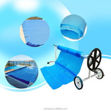 Hot sale factory price swimming pool cover hard plastic swimming pool cover pool safety cover