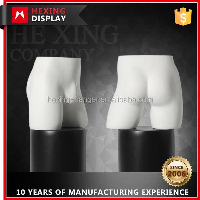 Wholesale Hip Mannequin Lower Torso Male Mannequin