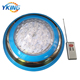 Color Change RF wireless control IP68 12W 12V Underwater Led Marine Surface Mount Lights