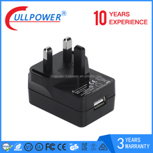 Input 100-240v 50/60 hz output 5v2a adaptor ac dc power adaptor for led lighting