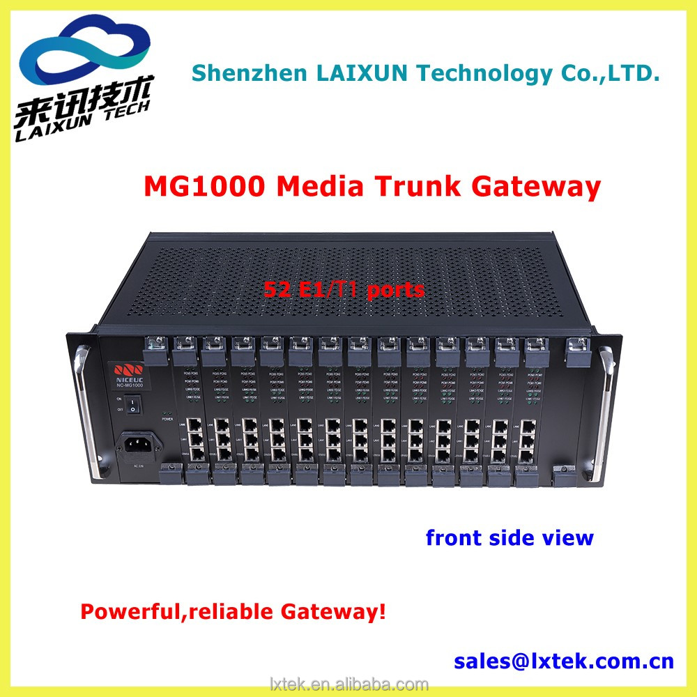Digital Trunk gateway,e1 ethernet converte,VoIP products MG1000
