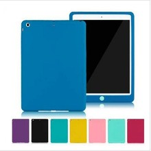 Cute Silicon for iPad Air 5 Case Soft Gel Rubber Protective Cover for iPad5 Smart Bean Jelly Covers