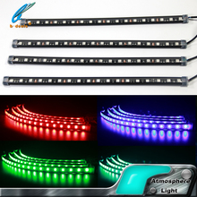Automobile Interior Atmosphere Ambient Light Changing Color for All Cars