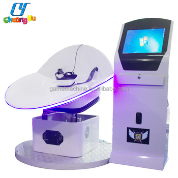 Amusement 9D Virtual Reality cinema simulator system game machines 9d vr simulator price