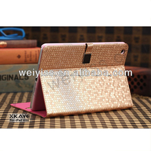 For mini ipad case for mini leather ipad case for ipad case with card holder