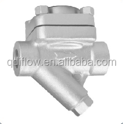 Sylphon type steam trap female threaded/flanged