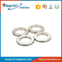 Strong Performance Neodymium Magnet Ring N50 Good Quality