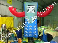 2011 Inflatable advertising mobile phone air dancer