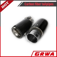 Factory price GRWA carbon fiber exhaust tip for bmw m3 m4