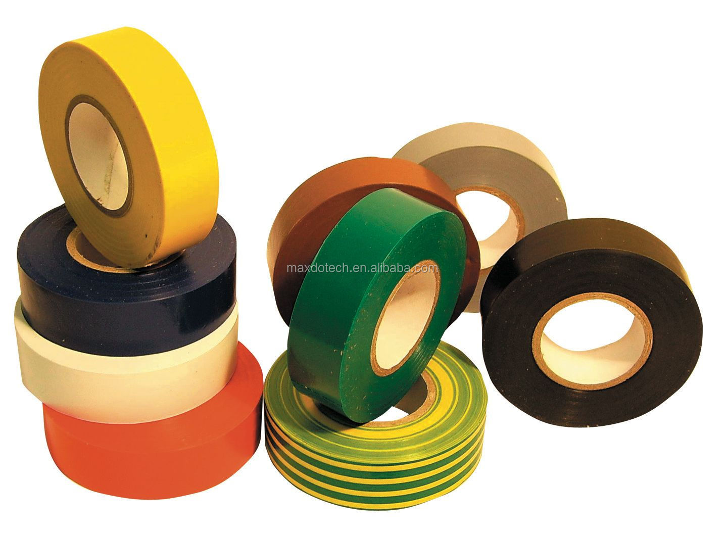 UL listed Electrical Vinyl PVC insulation tape like VINI DENKA
