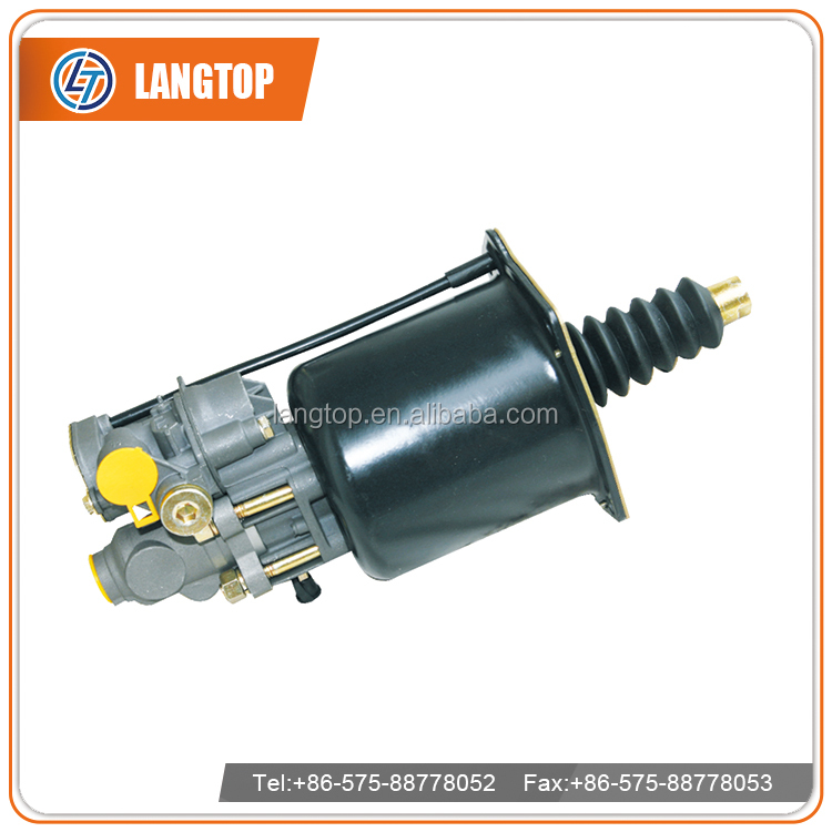Chinese supplier standard size brake air master cylinder clutch booster