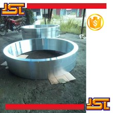 Customized All kinds of size forging aluminum alloy long large flange