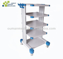Laparoscopy surgery set medical trolley