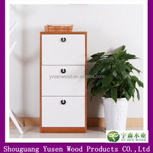 king capacity plus fashionable wooden shoe cabinet