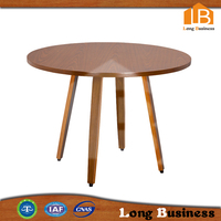 Wooden dinning table, wooden furniture, round table