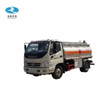 3000 liter capacity diesel fuel transport oil tank delivery trucks for sale