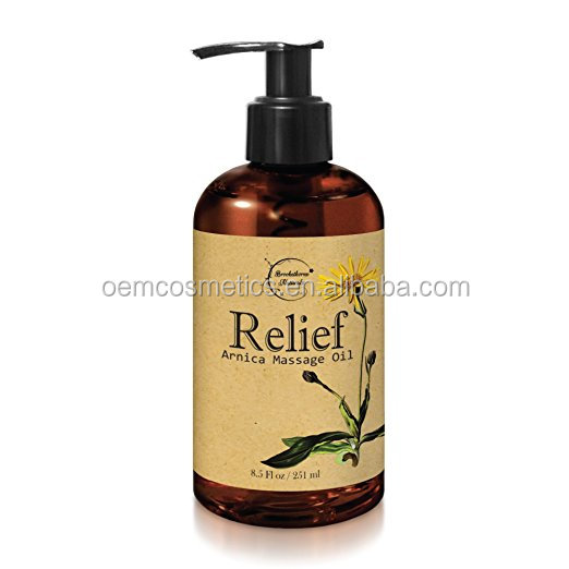 Factory NO.1 quality hot sale massage oils for body