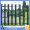 wire mesh/ steel tube/ solid steel fence