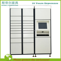 New Arrive -- Intelligent Logistics Locker, metal electronic locker for logistics, interlligent parcel delivery locker