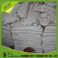 China manufacturer 100% german wool felt for oversea