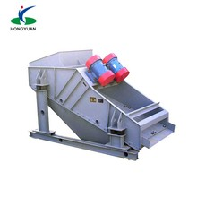 automatic sand vibrating screen for sale / sand screening equipment