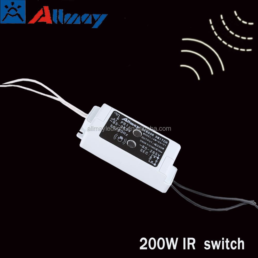 Innovative products for import Invisible touchless switch led dimmer touchless sensor