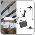 indoor solar lights with remote control (JL-4533)
