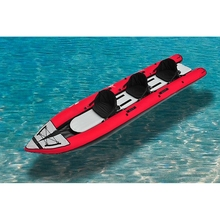 2016 China wholesale portable rigid pvc inflatable dinghy boat