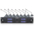 OK-4 Four channels wireless microphone china supplier for microphone gooseneck