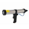 400ml single component pneumatic caulking gun for epoxy /silicone / arylic material