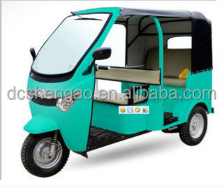 i-cat-approved auto e rickshaw/battery operated three-wheeler bajaj/tuk tuk
