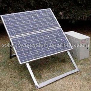 solar power system for family 500W