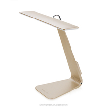 LED light 800 mAh rechargeable battery super thin foldable student reading table lamp