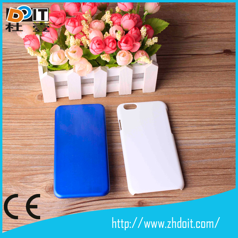 Factory price glossy and matte surface 3d sublimation cell phone case for iphone 6