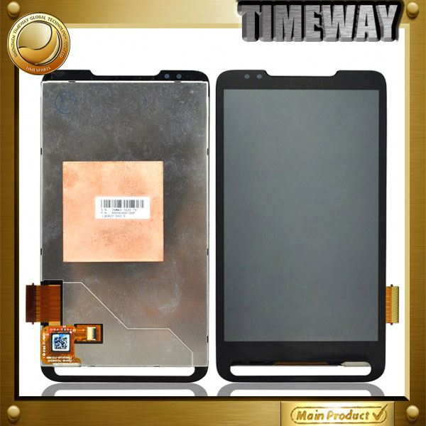 china wholesale for htc hd2 t8585 t8588 lcd touch screen