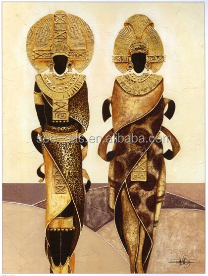Hot Sale Egyptian Painting Of Women