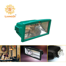LiangDi 1500W Portable Quartz Infrared Heater/Electric Room Heater