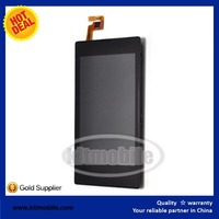 KLT-For Nokia Lumia 520 N520 LCD Touch Screen Digitizer with Frame Replacement Parts