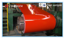 prepainted galvanized steel coil from Guan County