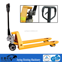 Standard Hydraulic 2.5 Ton Pump Hand Pallet Truck with Nylon/Pu Wheels