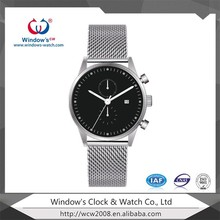 fashion watch/wrist watch/japan movt quartz stainless steel watch