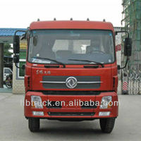 Dongfeng 210hp water tank fire truck