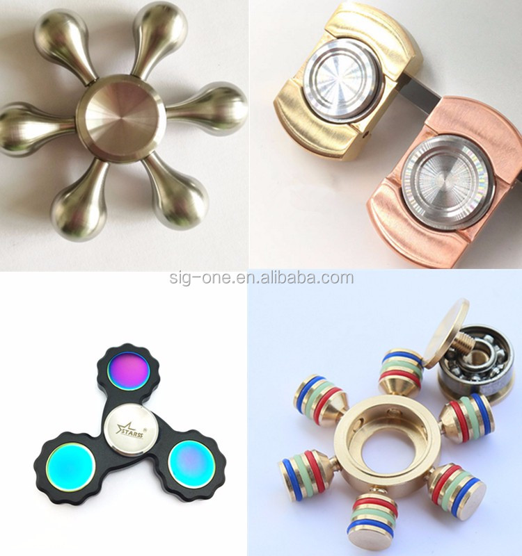 2017 Wholesale Cheap Promotional different color fidget spinner